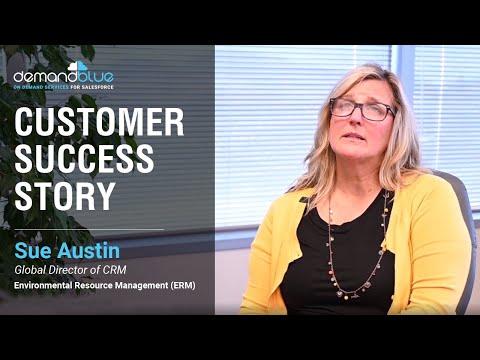 Environmental Resource Management (ERM): DemandBlue Customer Success Story