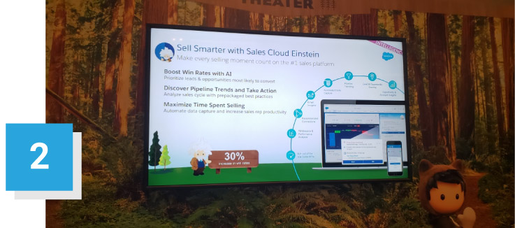 Highlights of Dreamforce