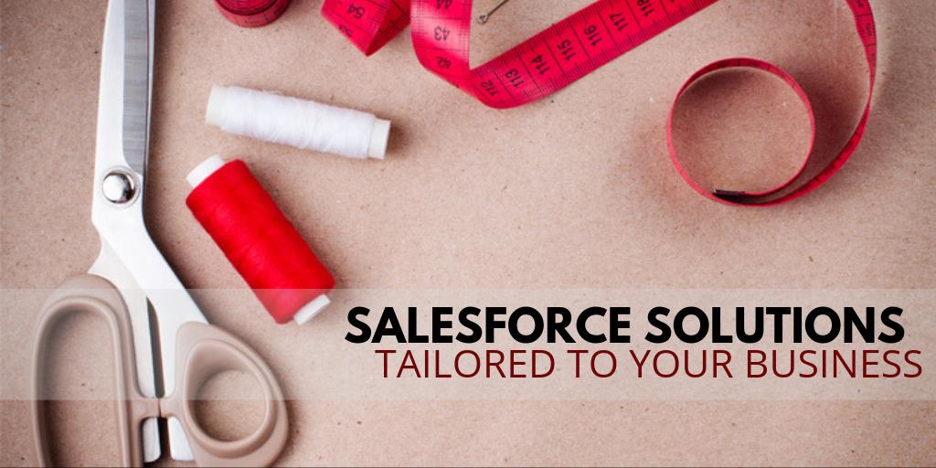 Salesforce Customization Consultant