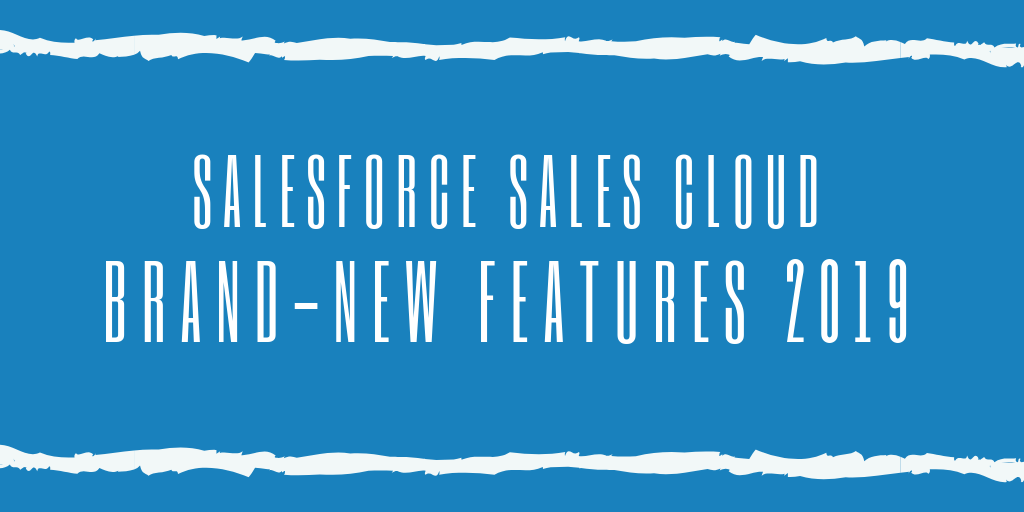 Salesforce Sales clolud Features