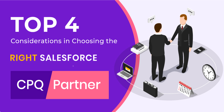 Salesforce CPQ Partner