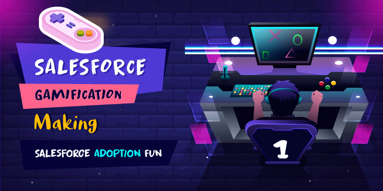Salesforce gamification