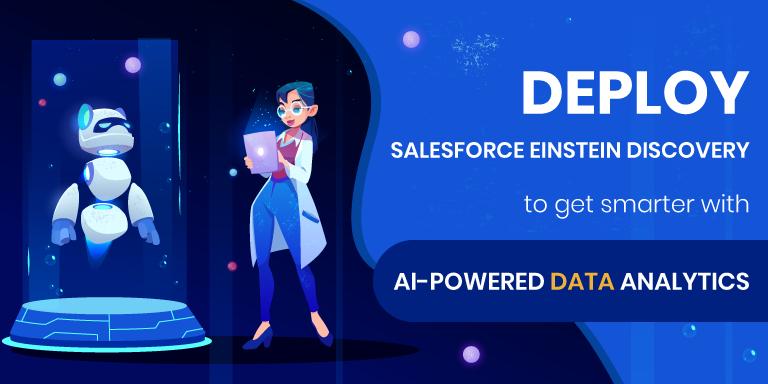 Salesforce Einstein Discovery