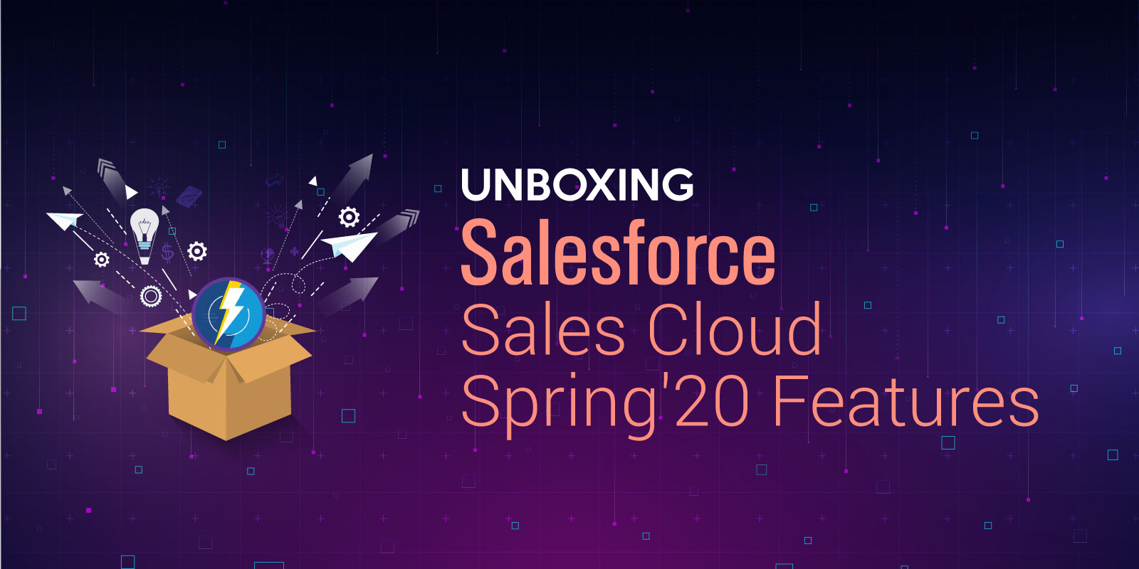 Salesforce Sales Cloud Spring '20 Features