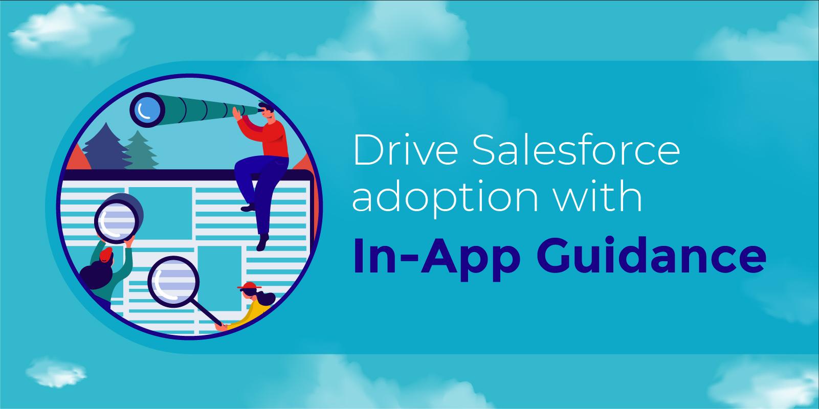Salesforce In-App Guidance
