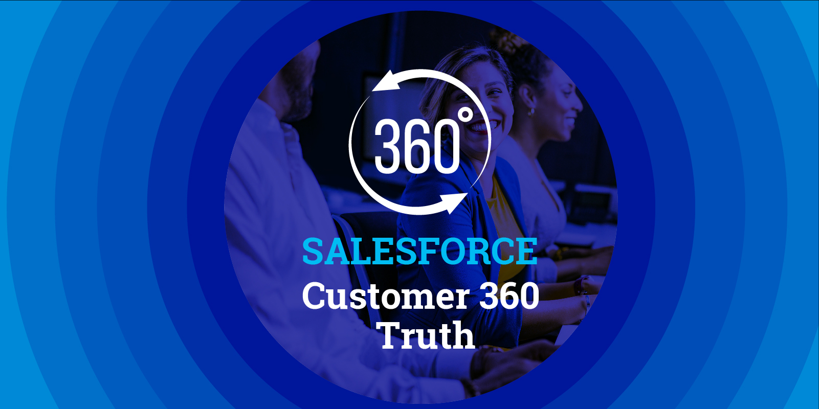 Keep your employees close and customers closer with Salesforce Customer 360 Truth