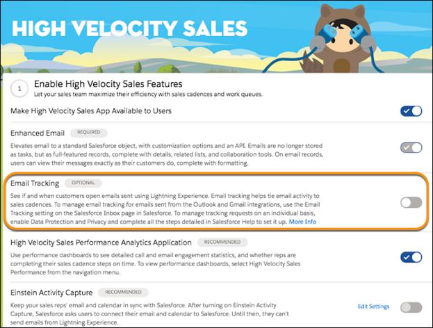 Sales Cloud Summer '20 features
