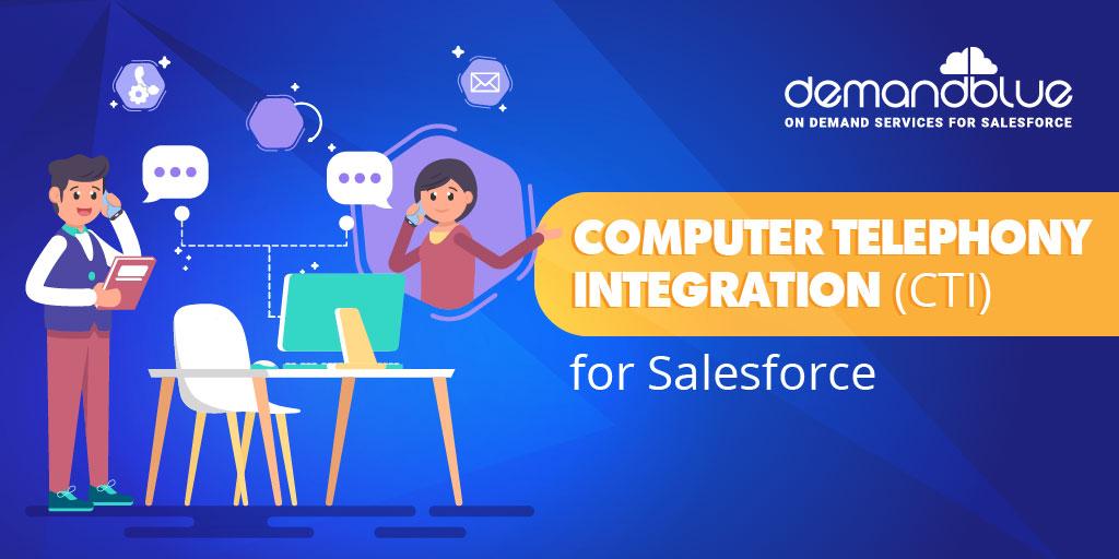 Salesforce CTI Integration