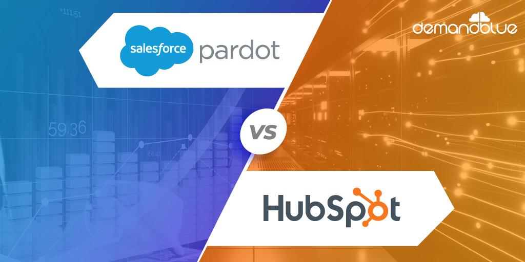 Pardot vs Hubspot- Complete Breakdown